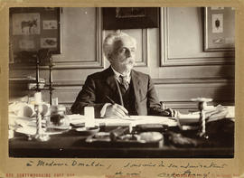 Photograph of Gabriel Fauré