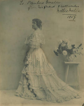 Photograph of Dame Nellie Melba