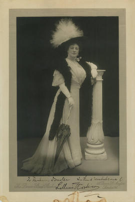 Photograph of Lillian Nordica