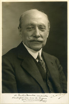 Photograph of André Messager
