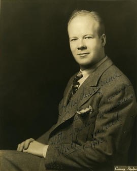 Photograph of Mack Harrell